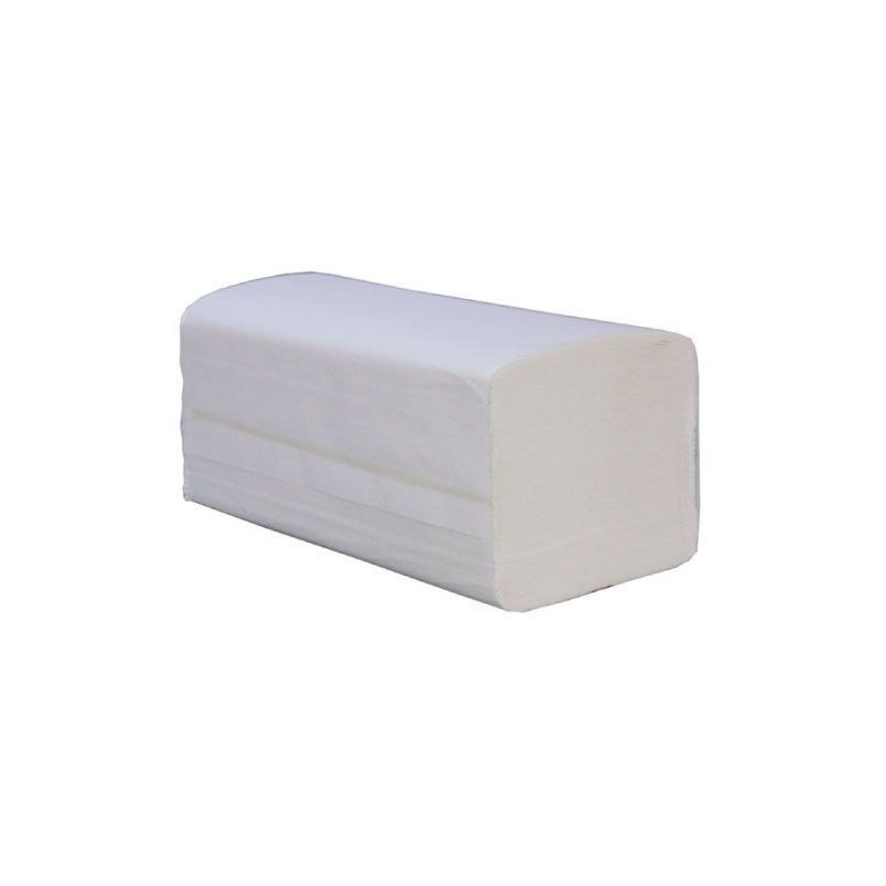 Economy White Interfold Paper Towels