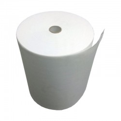 Soft White Wiping Cloth Roll 250mm x 150m (Pack Of 2 Rolls)