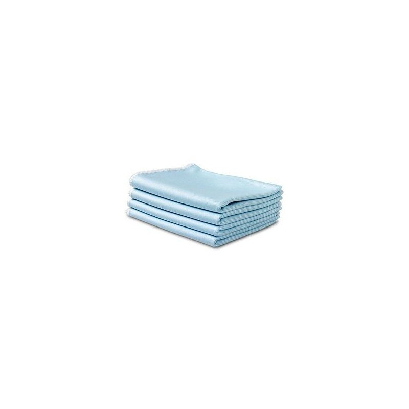 Microfibre Glass Cleaning Cloths 400 x 400mm