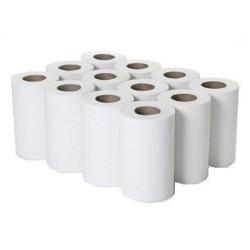 Standard Jumbo Toilet Roll Dispenser (White)