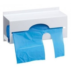 Dispenser For Aprons On A Roll