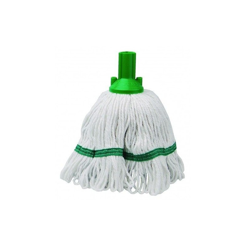 Exel Revolution Cotton/Synthetic Mop 250g  (Pack Of 5)