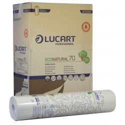 Havana EcoNatural Colour 2 Ply Couch Rolls