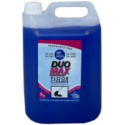 DuoMax Concentrated Floor Cleaner (2 x 5 Litre)